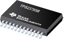 Texas Instruments TPS23785B High-Power High Efficiency PoE PD & DC-to-DC Controller